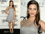 Jessica Lowndes In Katharine Kidd - 'Kick Off To The 2012 Golden Globes' Event hosted by Audi and Martin Katz