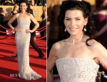 Julianna Margulies In Calvin Klein - 2012 SAG Awards