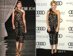 Julie Bowen In Naeem Khan - 'Kick Off To The 2012 Golden Globes' Event hosted by Audi and Martin Katz
