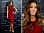 Kate Beckinsale In Michael Kors - 'Underworld Awakening' Madrid Photocall