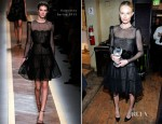 Kate Bosworth In Valentino - 2012 Spotlight Initiative Gala Awards Dinner