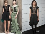 Keira Knightley In Nina Ricci - 2011 National Board Of Review Awards Gala