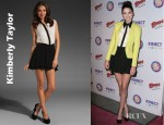 Kendall Jenner's Kimberly Taylor Odetta Dress