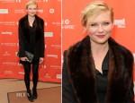 Kirsten Dunst In Roland Mouret - 'Bachelorette' Sundance Film Festival Premiere