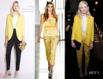Kirsten Dunst In Stella McCartney & Rodarte - Rodarte Dinner