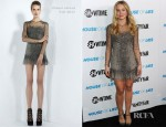 Kristen Bell In Zuhair Murad - 'House of Lies' Premiere
