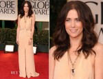 Kristen Wiig In Bill Blass - 2012 Golden Globe Awards