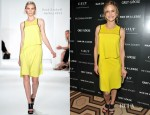 Kyra Sedgwick In Reed Krakoff - 'Man on a Ledge' New York Screening