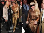 Sidewalk Style - Lady Gaga In Vintage Chanel
