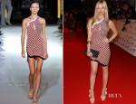 Laura Whitmore In Stella McCartney - 2012 National Television Awards