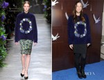 Liv Tyler In Givenchy -'Robot and Frank' Sundance Film Festival Premiere