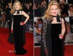 Madonna In Jean Paul Gaultier & Dolce & Gabbana - 'W.E' London Premiere