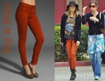 Malin Akerman's Rag & Bone Legging Jeans