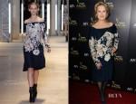 Meryl Streep In Cacharel - 2012 Australian Academy Of Cinema And Television Arts Awards