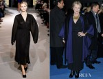 Meryl Streep In Stella McCartney - 'The Iron Lady' London Premiere