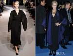 Meryl Streep In Stella McCartney - 'The Iron Lady' London Premiere