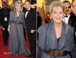 Meryl Streep In Vivienne Westwood - 2012 SAG Awards