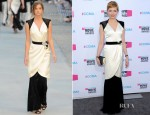 Michelle Williams In Chanel - 2012 Critics' Choice Awards