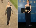 Michelle Williams In Chanel Couture - 2012 Annual Directors Guild Of America Awards