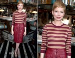 "Michelle Williams In Jason Wu – ""My Week With Marilyn"" Lunch"