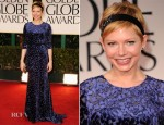 Michelle Williams In Jason Wu - 2012 Golden Globe Awards