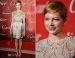 Michelle Williams In Miu Miu - 2012 Palm Springs Film Festival Awards Gala