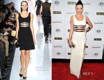 Miranda Kerr In Michael Kors - 9th Annual G'Day USA Los Angeles Black Tie Gala