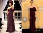 Natalie Portman In Giambattista Valli Couture - 2012 SAG Awards