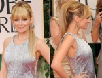 Nicole Richie's Golden Globes Ponytail. All Kinds Of EPIC