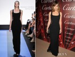 Olivia Wilde In Monique Lhuillier – 2012 Palm Springs Film Festival Awards Gala