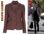 Pippa Middleton's Ralph Lauren Single-Breasted Jacket