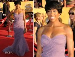 Regina King In Alberta Ferretti - 2012 SAG Awards
