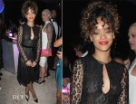 Rihanna In Tom Ford - Sean 'Diddy' Combs Hosts CIROC The New Year 2012