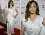 Rose McGowan In Temperley London - 2012 Art of Elysium Heaven Gala
