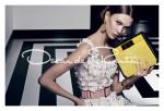Karlie Kloss for Oscar de la Renta's Spring 2012 Ad Campaign