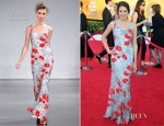 Shailene Woodley In L'Wren Scott - 2012 SAG Awards