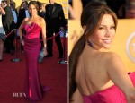 Sofia Vergara In Marchesa - 2012 SAG Awards