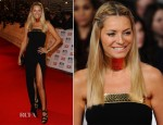 Tess Daly In Michael Kors - 2012 National Television Awards