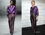 Tilda Swinton In Haider Ackermann  - 2011 National Board of Review Awards Gala