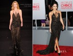 Vanessa Hudgens In Jenny Packham - 2012 People's Choice Awards