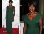 Viola Davis In Herve L. Leroux - 2012 Producers Guild Awards