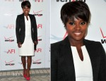 Viola Davis In David Meister - 2012 AFI Awards