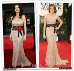 Who Wore Dolce & Gabbana Better? Catherine Zeta Jones or Sarah Hyland