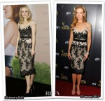 Who Wore Collette Dinnigan Better? Rachel McAdams or Nicole Kidman