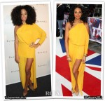 Who Wore Acne Better? Solange Knowles or Alesha Dixon