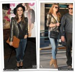 Who Wore Vanessa Bruno Better? Rachel Bilson or Rosie Huntington-Whiteley