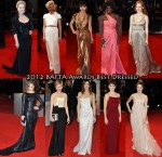 Who Was Your Best Dressed At The 2012 BAFTA Awards?