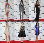 Who Was Your Best Dressed At The 2012 Elle Style Awards?