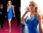 Abbey Clancy In Hervé Léger - UK Launch Of Lynx's First Female Fragrance
