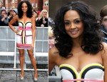 Alesha Dixon In Sass & Bide - Britain's Got Talent London Auditions